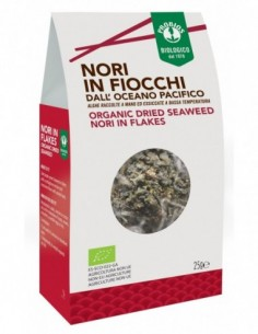 ALGHE NORI FIOCCHI 25G PROBIOS