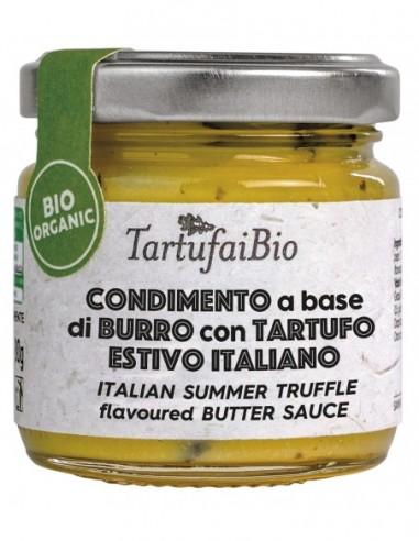 CONDIMENTO A BASE DI BURRO E TARTUFO 80G
