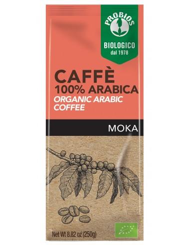 CAFFE' 100% ARABICA (PER MOKA) 250G