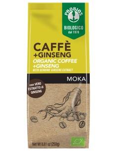 CAFFE' + GINSENG (PER MOKA)...