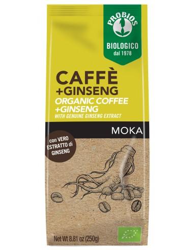 CAFFE' + GINSENG - per moka