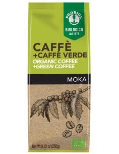 CAFFE' CON CAFFE' VERDE 250G