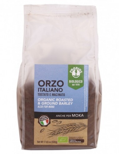 ORZO TOSTATO E MACINATO italiano