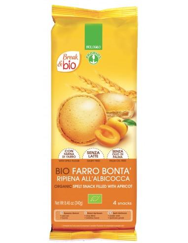 FARRO BONTA' ALL'ALBICOCCA 4X60G