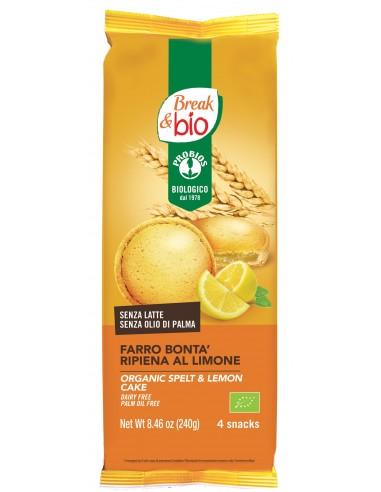 FARRO BONTA' AL LIMONE 4X60G