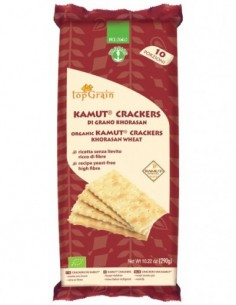 KAMUT CRACKERS S/LIEVITO...