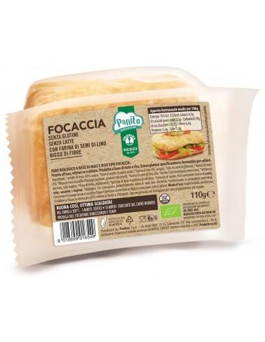 FOCACCIA S/G 110G