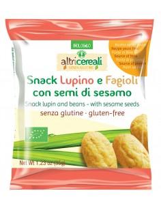 SNACK LUPINO E FAGIOLI 35G...