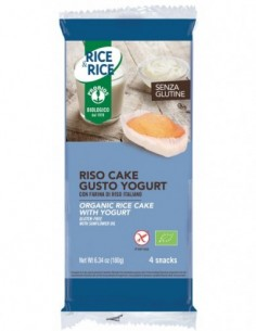 RISO CAKE ALLO YOGURT...