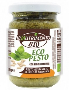 ECO-PESTO VEGETALE S/G 130G