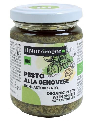 PESTO ALLA GENOVESE S/G 130G