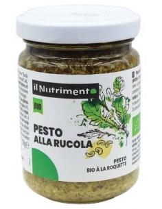 PESTO DI RUCOLA S/G 130G