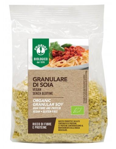 GRANULARE DI SOIA S/GLUTINE 200G