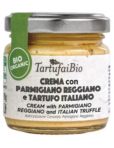 CREMA CON PARMIGIANO REGG E TARTUFO 90G