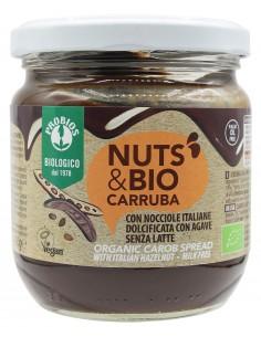 NUTS & BIO ALLA CARRUBA 400G
