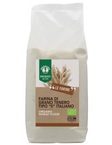 """FARINA DI GRANO TENERO TIPO """"0"""" 1KG"""