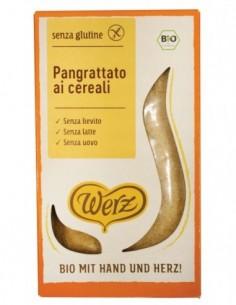 WERZ PAN GRATTATO S/G 200G