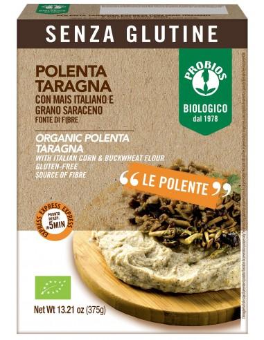 POLENTA TARAGNA EXPRESS S/G 375G