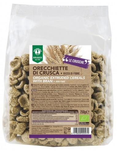 ORECCHIETTE DI CRUSCA DI GRANO 250G