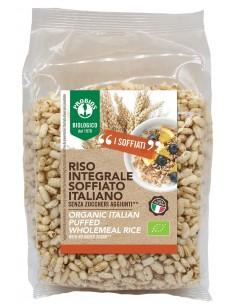 RISO INTEGRALE SOFFIATO 125G