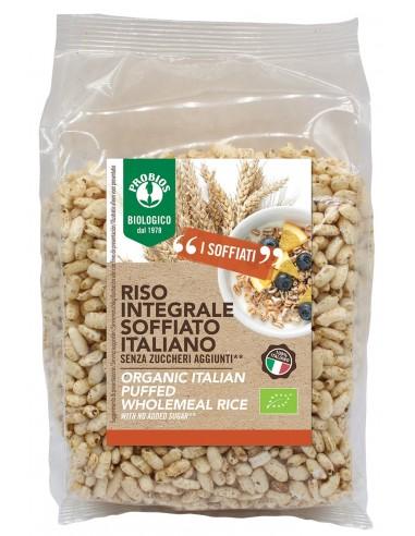 RISO INTEGRALE SOFFIATO ITALIANO