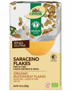 SARACENO FLAKES S/G 200G