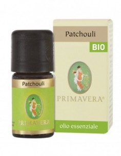 PATCHOULI BIO 5ML OLIO...
