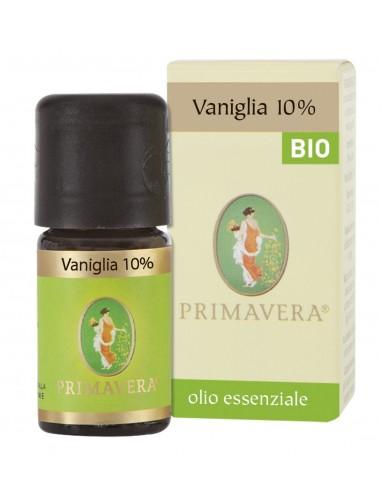 VANIGLIA 10% BIO 5ML OLIO ESSEN ITCDX
