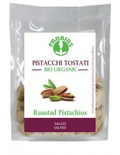 PISTACCHI TOSTATI S/G 125G