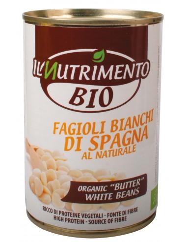 FAGIOLI BIANCHI SPAGNA AL NATURALE 400G