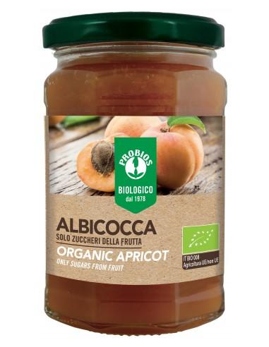 COMPOSTA DI ALBICOCCA S/G 330G