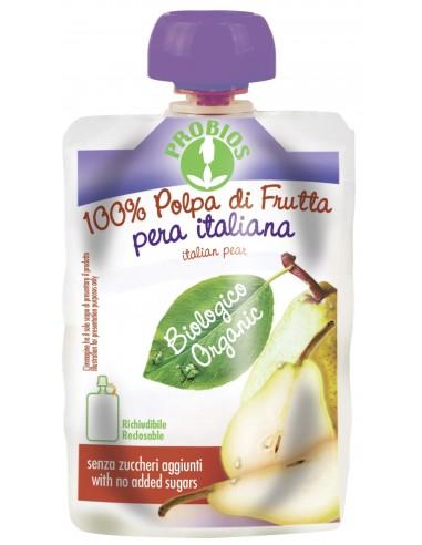 DOYPACK POLPA 100% PERA ITALIANA 100G