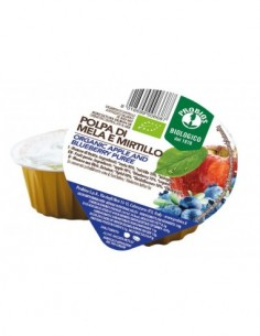 POLPA DI MELA E MIRTILLO 100G