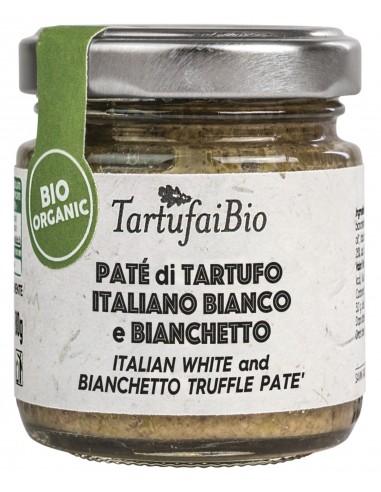 PATE' DI TARTUFO BIANCO E BIANCHETTO 30G