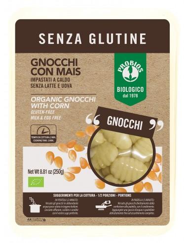 GNOCCHI DI MAIS SENZA GLUTINE 250G