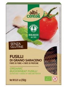 FUSILLI DI GRANO SARACENO...