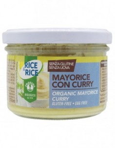 MAYORICE CON CURRY S/G 165G