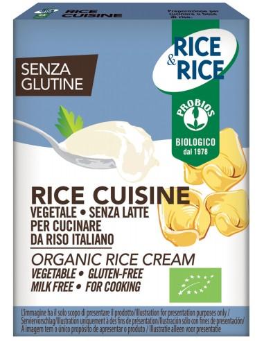 RICE CUISINE S/G 200ML (PANNA DI RISO)