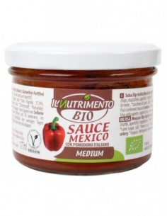 SALSA MESSICANA MEDIUM S/G...