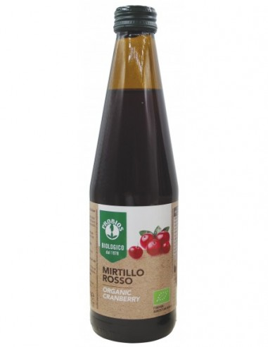 SUCCO DI CRANBERRY - MIRTILLO PURO 330ML