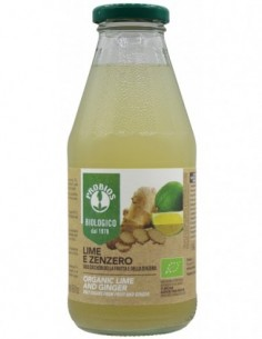 SUCCO DI LIME E ZENZERO 500ML
