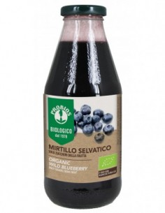 SUCCO DI MIRTILLO 500ML