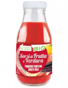 SMOOTHIE ROSSO 250ML