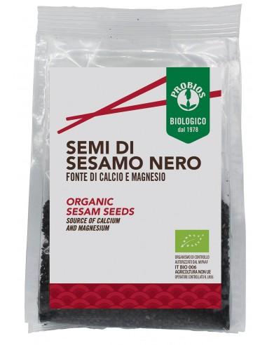 SEMI DI SESAMO NERI SENZA GLUTINE 150G