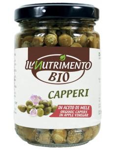 CAPPERI SOTT'ACETO 140G