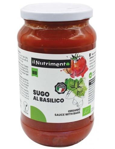 SUGO AL BASILICO S/G 550G