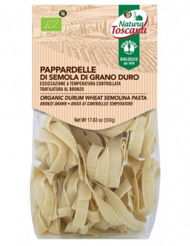 PAPPARDELLE N.T. 500G