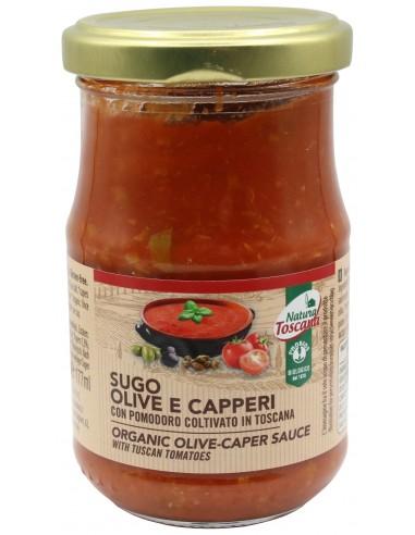 SUGO OLIVE E CAPPERI S/G N.T. 180G