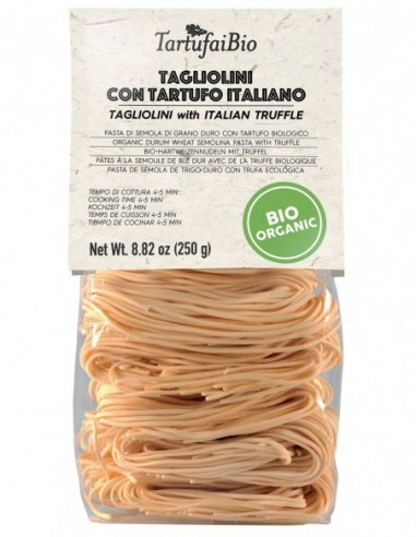 TAGLIOLINI CON TARTUFO ITALIANO 250G