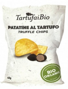 PATATINE AL TARTUFO 40G